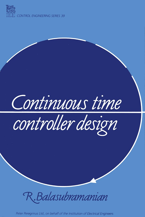 Continuous Time Controller Design