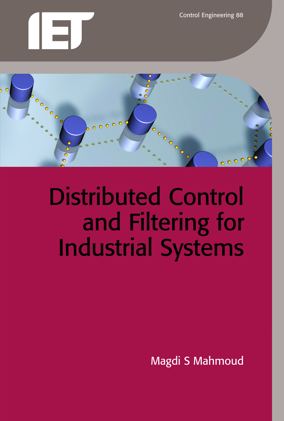 Distributed Control and Filtering for Industrial Systems