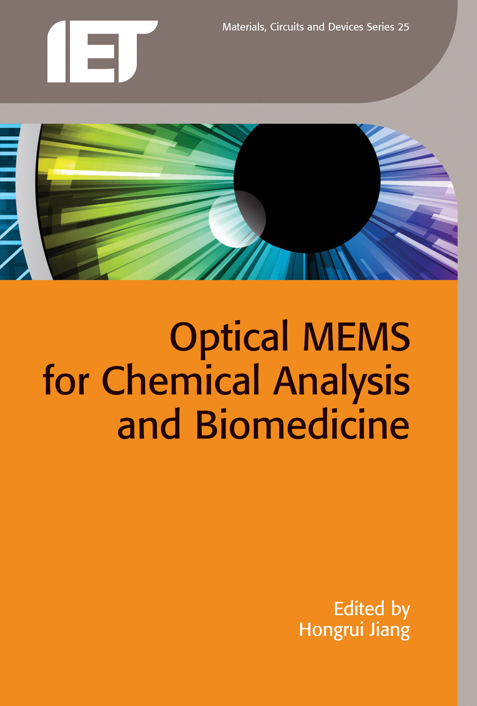 Optical MEMS for Chemical Analysis and Biomedicine