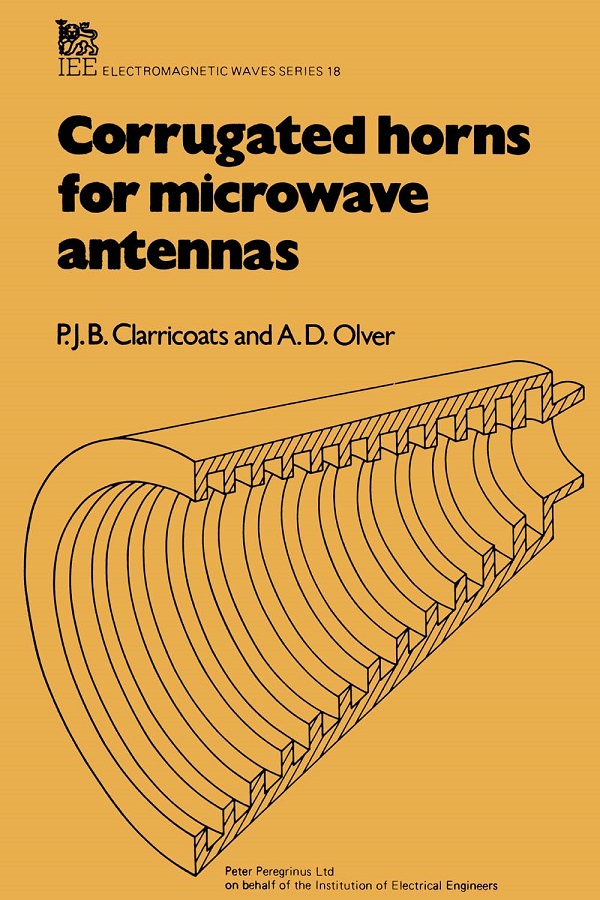 Corrugated Horns for Microwave Antennas