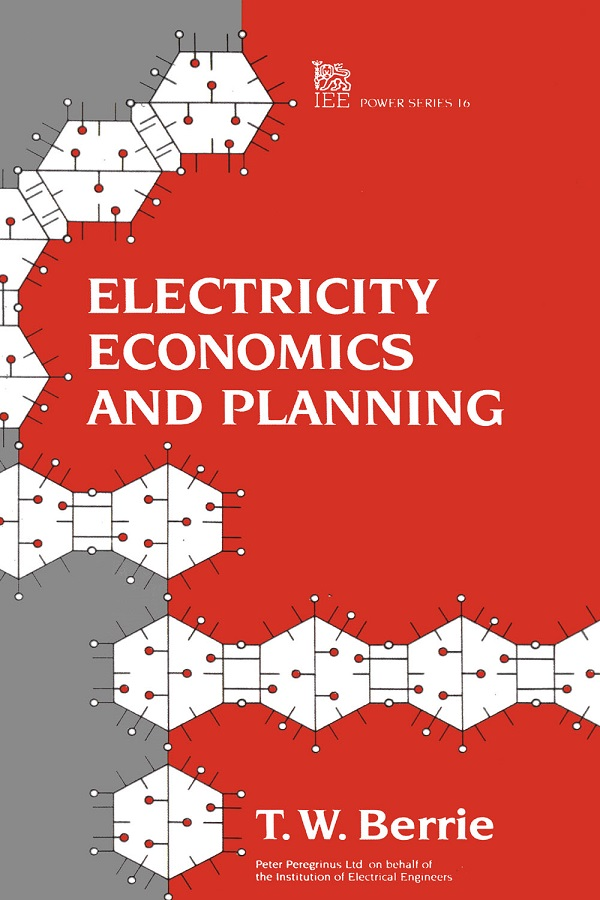 Electricity Economics and Planning