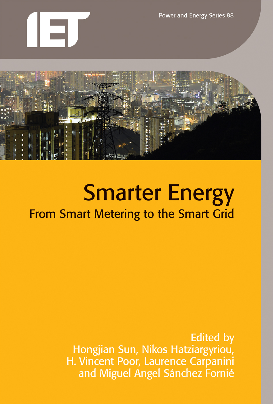 Smarter Energy, From smart metering to the smart grid