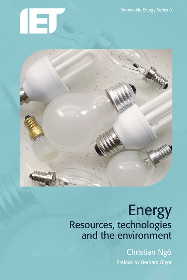 Energy, Resources, technologies and the environment