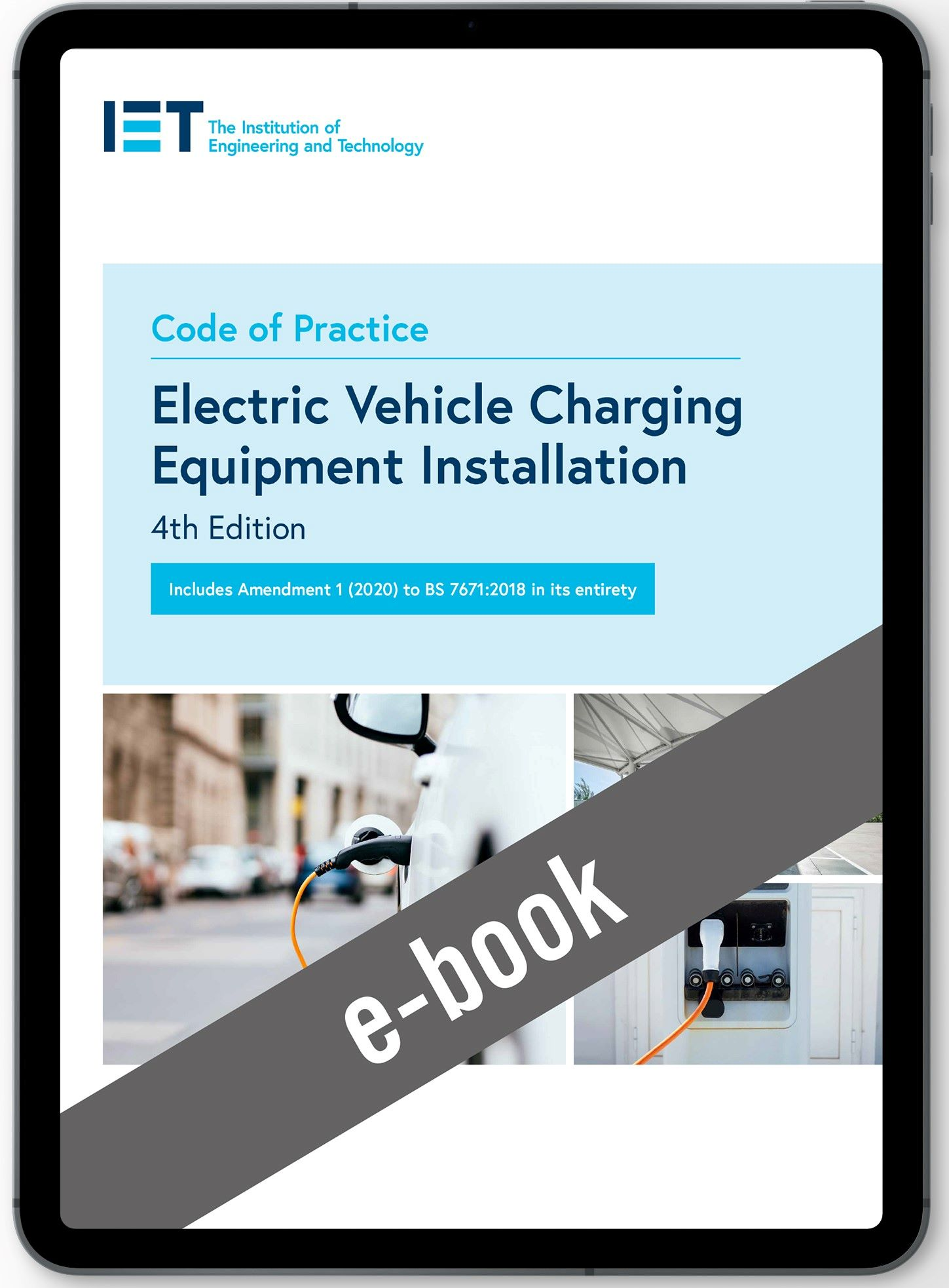 EV CoP for Elec Vehicle Std 4th Edition