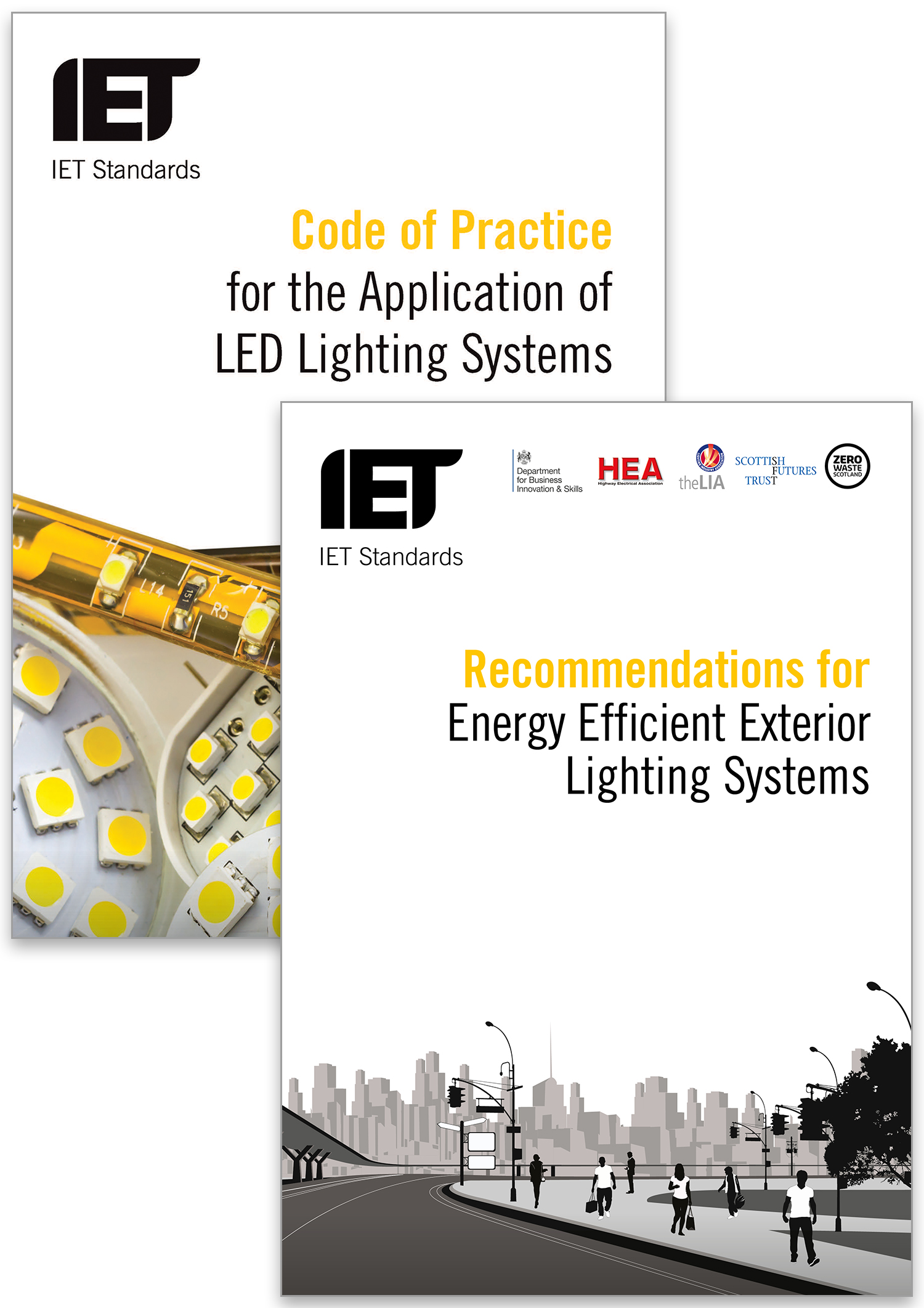 Joint print purchase packageRecommendations for Energy Efficient Exterior LightingSystems & Code of Practice for the Application of LEDLighting Systems (Print)