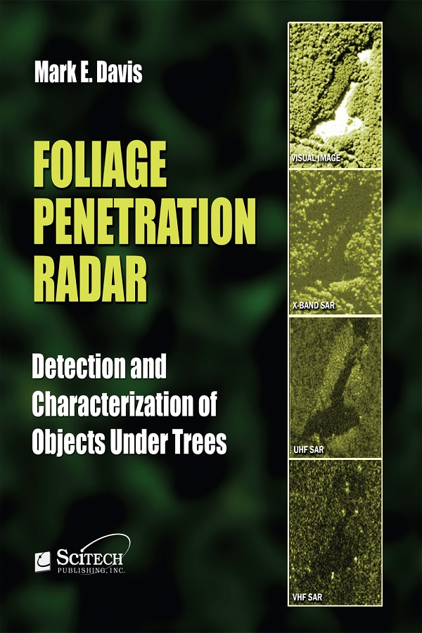 Foliage Penetration Radar, Detection and characterisation of objects under trees