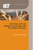 Low Power and Low Voltage Circuit Design with the FGMOS Transistor