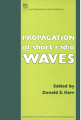 Propagation of Short Radio Waves