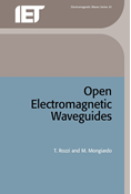 Open Electromagnetic Waveguides