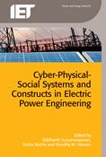 Cyber-Physical-Social Systems and Constructs in Electric Power Engineering