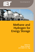Methane and Hydrogen for Energy Storage