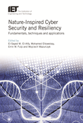 Nature-Inspired Cyber Security and Resiliency