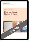 Code of Practice for Electrical Energy Storage Systems, 2nd Edition