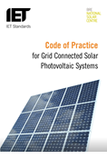 Code of Practice for Grid-connected Solar Photovoltaic Systems