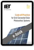 Code of Practice for Grid Connected Solar Photovoltaic Systems