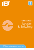 Guidance Note 2: Isolation & Switching, 8th Edition