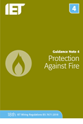 Guidance Note 4: Protection Against Fire, 8th Edition
