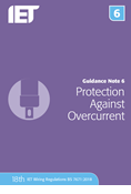 Guidance Note 6: Protection Against Overcurrent, 8th Edition