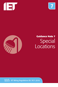 Guidance Note 7: Special Locations, 6th Edition