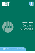 Guidance Note 8: Earthing & Bonding, 4th Edition